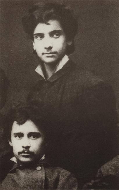 Левитан и Сергей Коровин